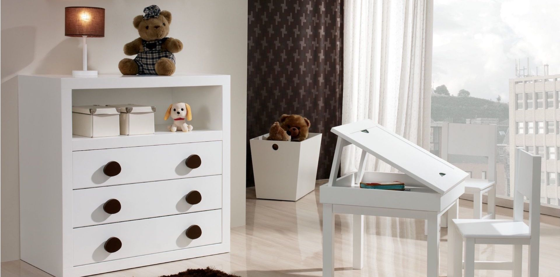 Dormitorios Infantiles a medida