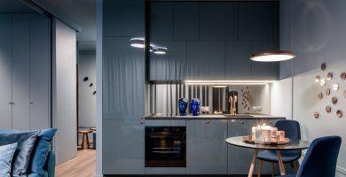 Como diseñar una cocina pequeña